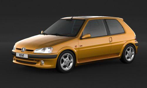 La piccola belva di casa Peugeot: la 106 GTI.