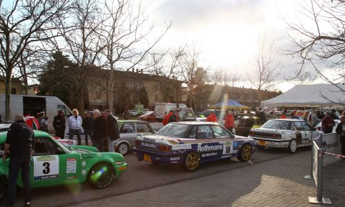 Il 10° Historic Rally delle Vallate Aretine va a calendario a luglio.