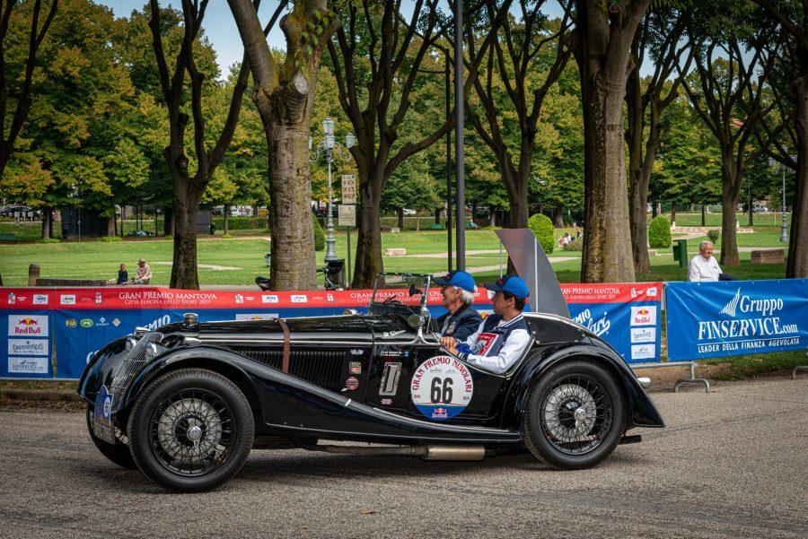 Il Gran Premio Nuvolari, a settembre, non si ferma!