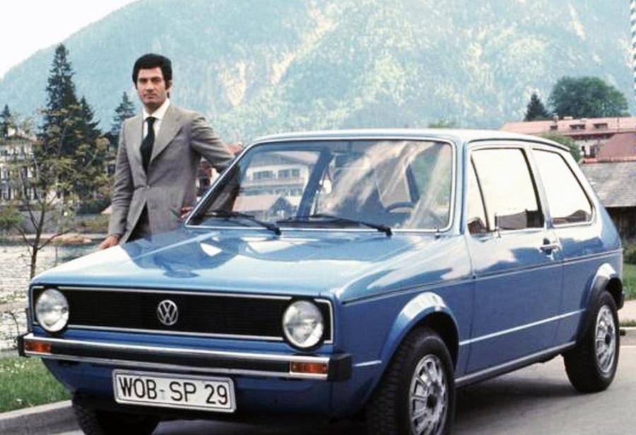 Volkswagen Golf, mezzo secolo fa Giugiaro ne creava le linee.