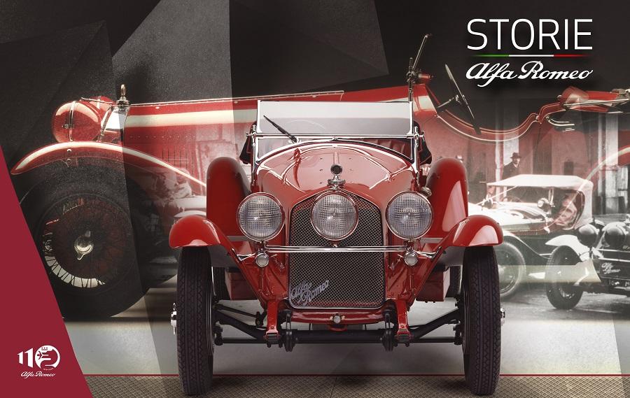"""""""Storie Alfa Romeo"""": la seconda puntata tutta dedicata all'iconica 6C 1750."""