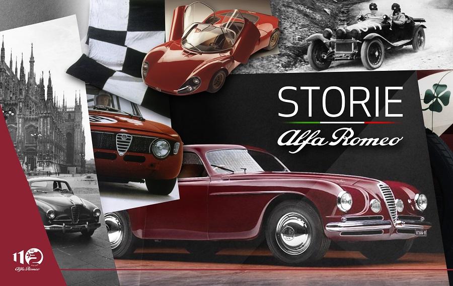 """""""Storie Alfa Romeo"""": virtualmente il Marchio si racconta a tutti gli appassionati"""