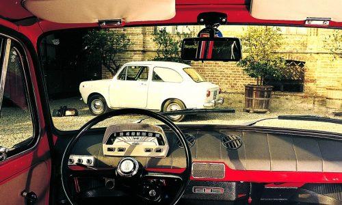 Fiat 850, al lancio nel 1964 diventa un fumetto di Topolino.