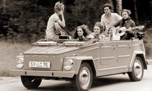 Volkwagen Pescaccia, ha 50 anni l'auto tuttofare.