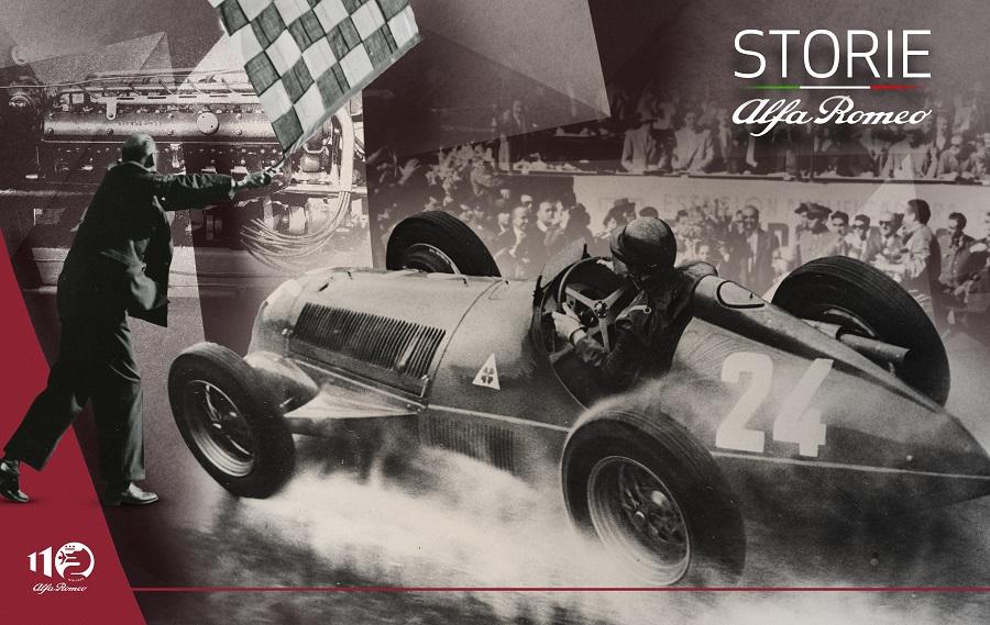 """Quarta puntata di """"Storie Alfa Romeo"""": l'avvincente avventura in Formula 1."""