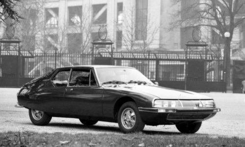 L'SM, nel 1970 la coupé metà Citroen e metà Maserati.