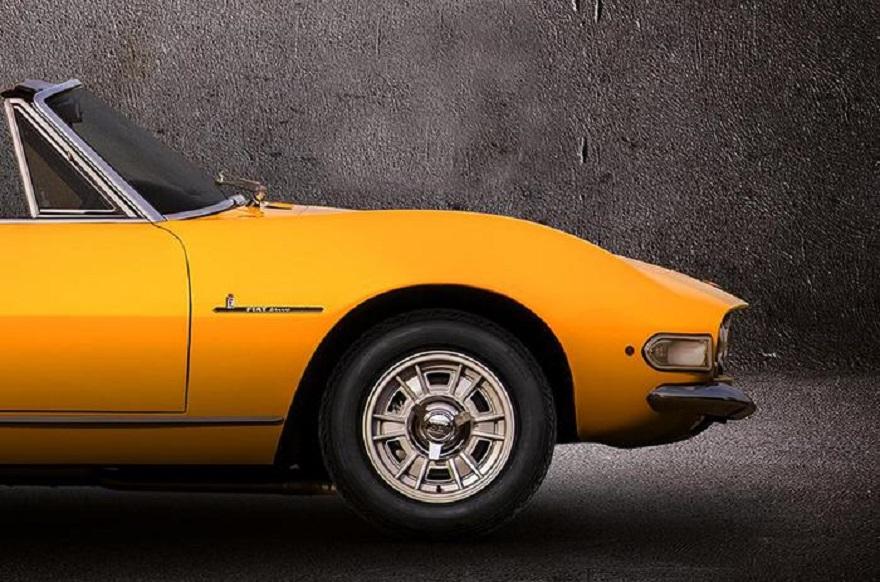 Pirelli Cinturato, Anni'70 nascono CN36 e nuovo P7.
