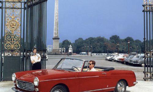 Sessant'anni di Peugeot 404.