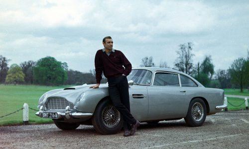 In produzione 25 repliche della DB5 di James Bond.