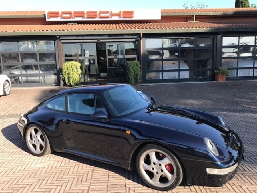 Porsche Classic: arrivano prime 2 certificazioni in Italia.