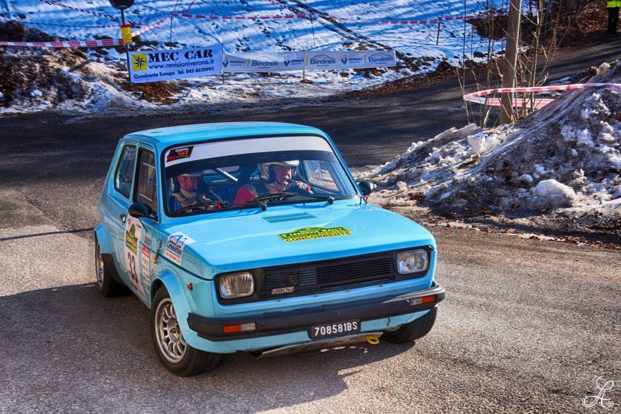 Si delinea anche la Coppa dedicata alle Fiat 127.