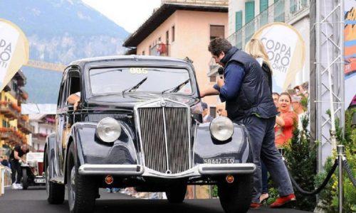 La Coppa d'Oro delle Dolomiti riapre la stagione delle gare storiche.