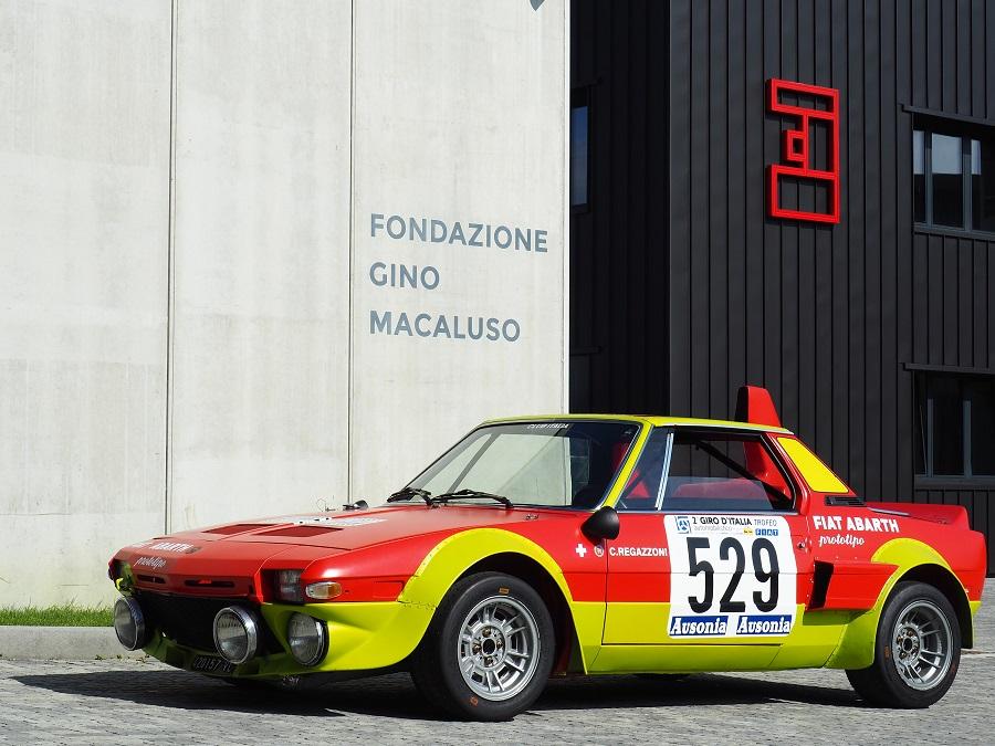 Presentata a Torino la Fondazione Gino Macaluso per l'Auto Storica: l'automobile come oggetto di culto e segno di futuro.