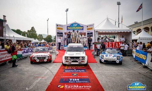 Il 18° Rallylegend andrà in scena dall'8 al 11 ottobre!