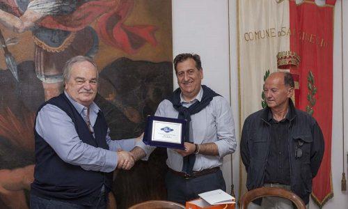 Il CAEM/Ludovico Scarfiotti in una bella iniziativa benefica!
