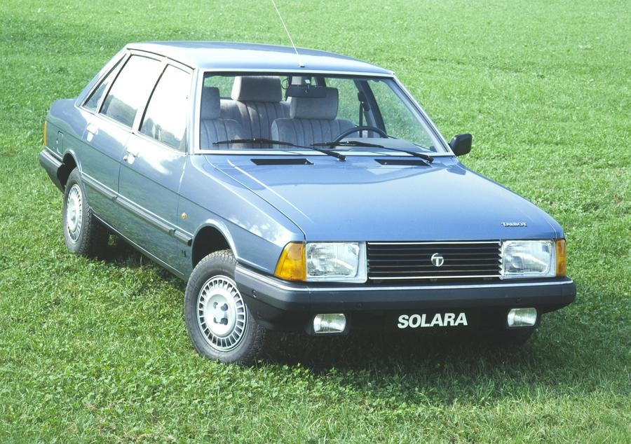 La rinascita delle Talbot negli anni 80.
