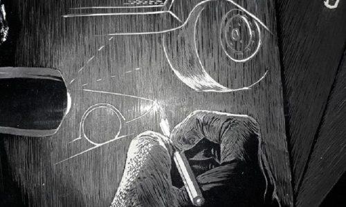 """""""Come benzina nelle vene""""… un omaggio artistico alla Strato's."""
