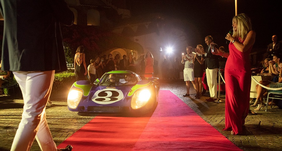 Poltu Quatu Classic, vittoria alla Porsche 917 LH.
