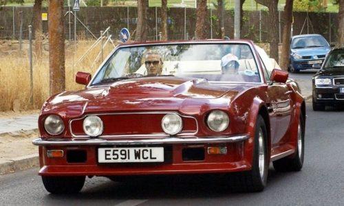 Auto, in vendita la Aston Martin di David Beckham