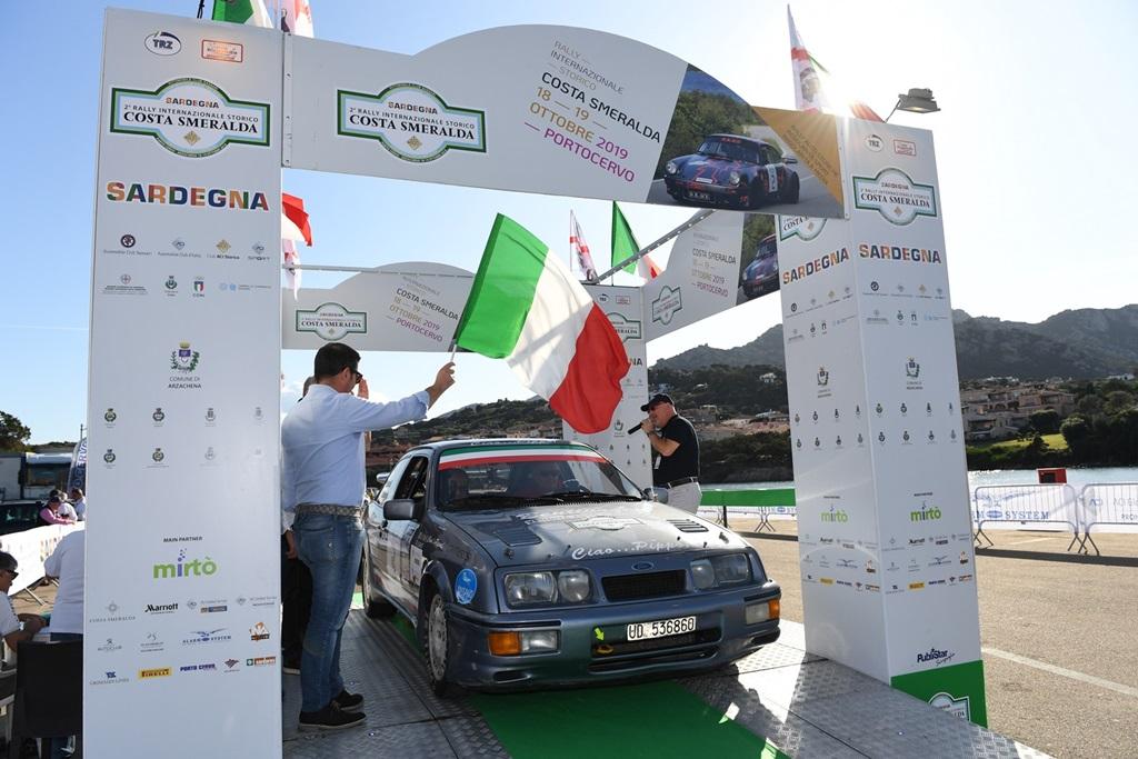 Il 3° Rally Storico Costa Smeralda confermato ad ottobre.
