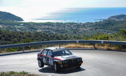Rallye Elba Storico 2020: una gara dal respiro internazionale.