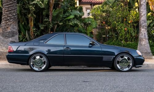 Michael Jordan, in vendita la sua Mercedes S600 Coupé.