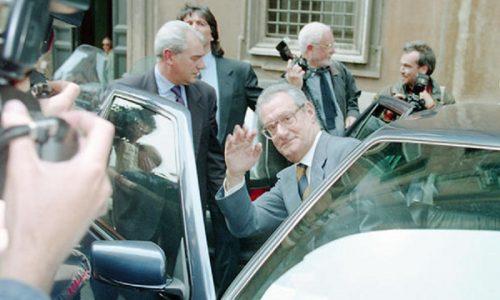Ci ha lasciato Cesare Romiti, Presidente e A.d. della Fiat di Agnelli.