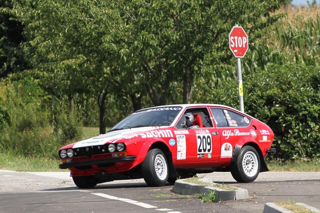 Il Città di Scorzè muove le classifiche del Trofeo Rally ACI Vicenza.