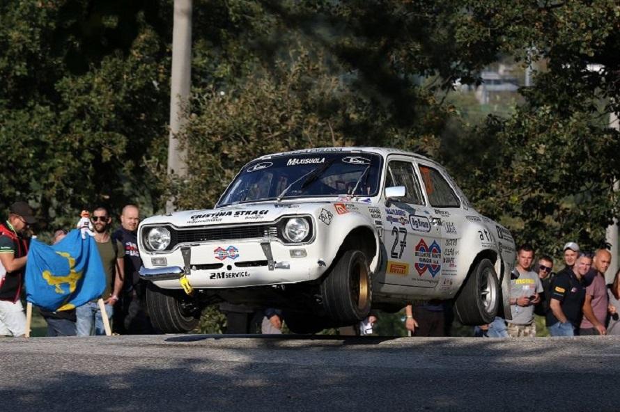 Al Rallylegend 2020 si affianca Ford con grandi nomi al via.