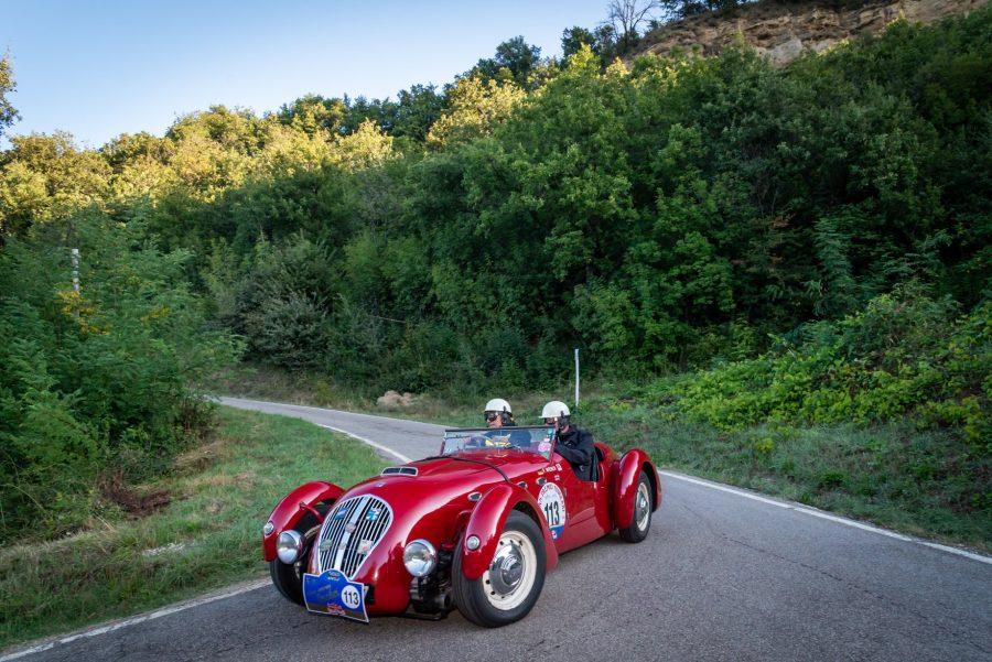 Via al Gran Premio Nuvolari 2020!