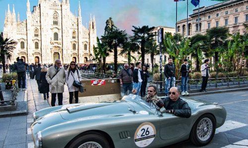 Milano AutoClassica, ci sarà anche la Coppa Milano-Sanremo.