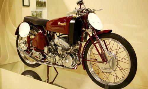L'ASI salva le motociclette della collezione Morbidelli.