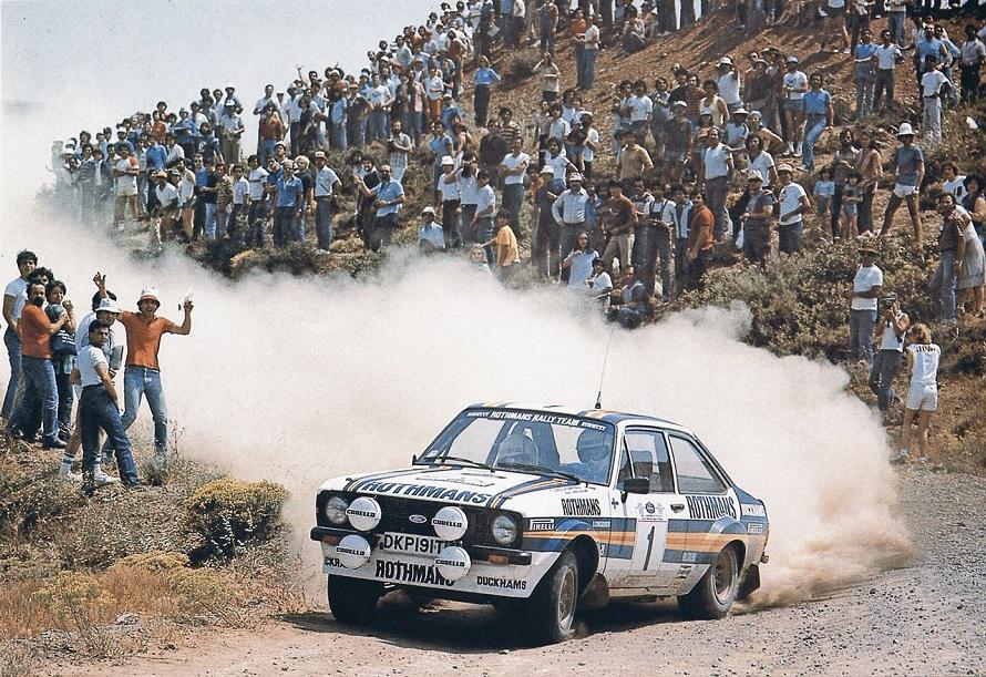 Al Rallylegend 2020 arriverà Ari Vatanen e l'Italia dei Rally.
