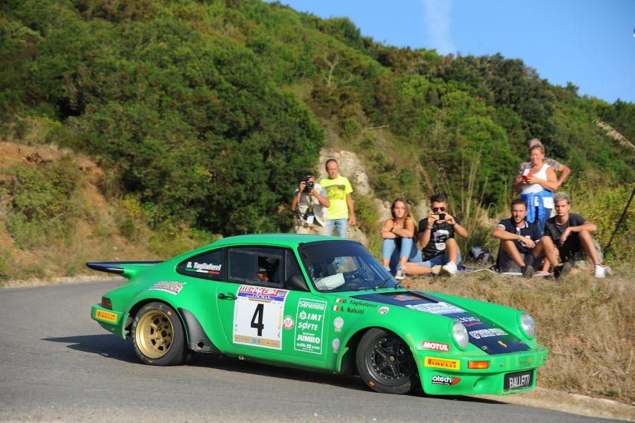 Grande successo di adesione per il Rallye Elba Storico 2020.