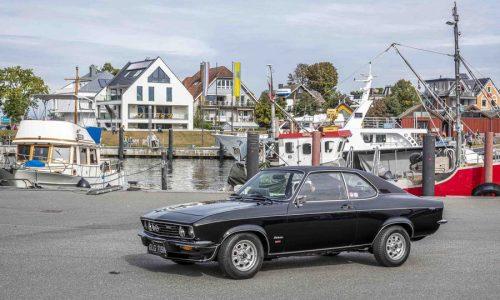 Opel Manta, i 50 anni della coupé 'per tutti'.
