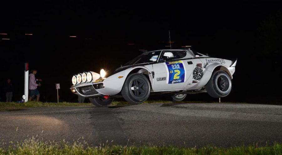 Si è concluso, confermandosi uno spettacolo, il Rallylegend 2020.