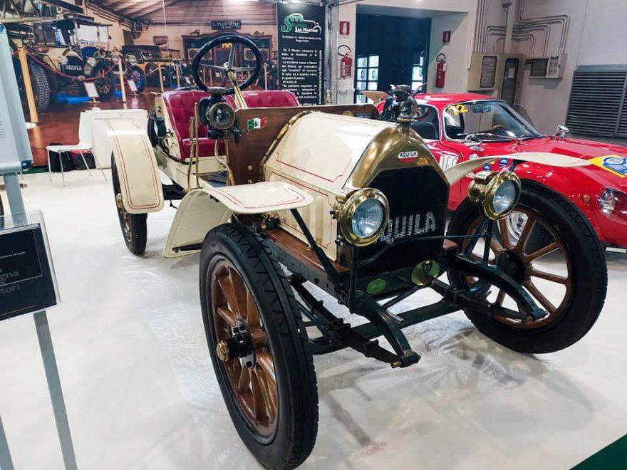 Chiusura in positivo per il Salone Auto e Moto d'Epoca di Padova.