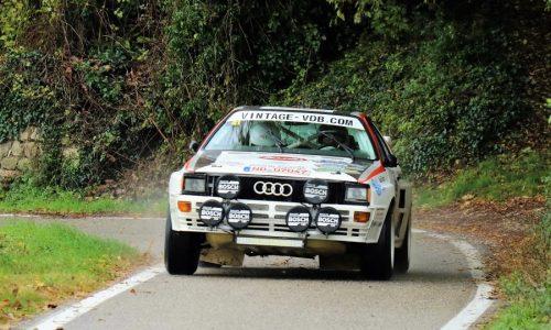 Il 18° Revival Rally Club Valpantena non si ferma.