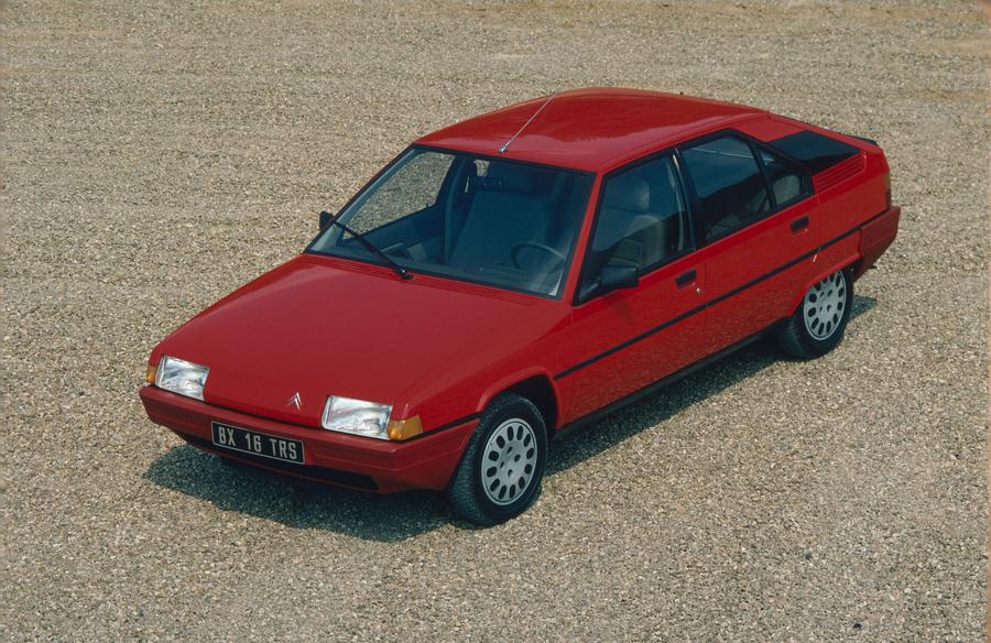 Citroën BX, nel 1982 rivoluzione firmata Bertone.