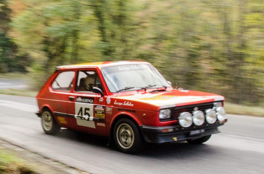 La Coppa Fiat 127 si decide al Giro dei Monti Savonesi.