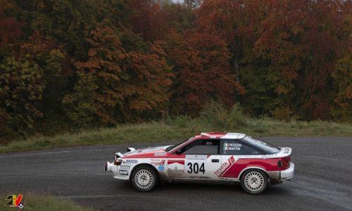 Patuzzo – Martini su Toyota Celica vincono il 15° Rally Due Valli Historic