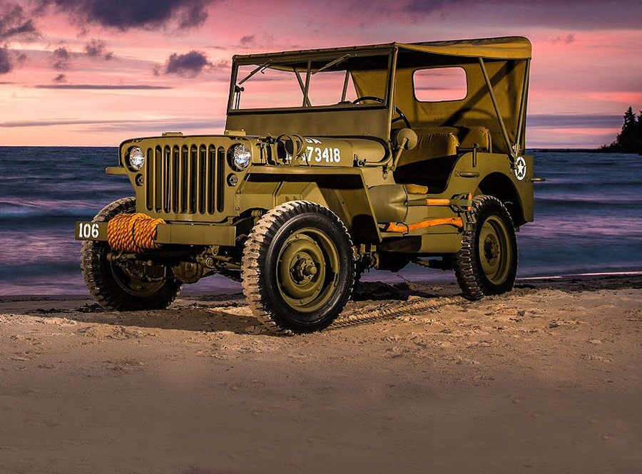 Jeep, nasce 80 anni fa Willys Quad, primo modello militare.