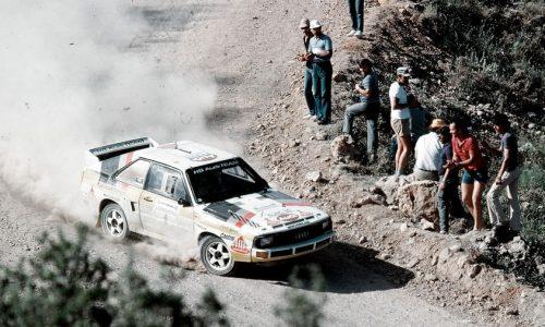 Audi Quattro, 40 anni tra strade e circuiti.