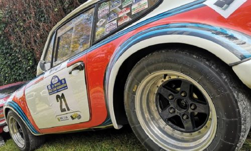 Marco Maiolo e Maria Teresa Paracchini vincono il 18° Revival Rally Club Valpantena.