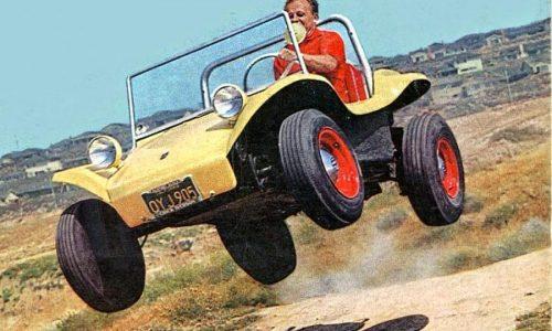 Dune buggy Meyers Manx, fondatore cede sua azienda a 94 anni.