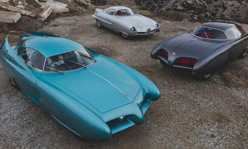 Le Alfa Romeo B.A.T. vendute a quasi 15 milioni di dollari!