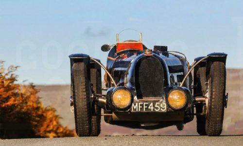 Auto, 5 Bugatti protagoniste Top Ten aste collezionisti 2020.