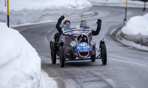 Un'altra splendida edizione della Winter Marathon.