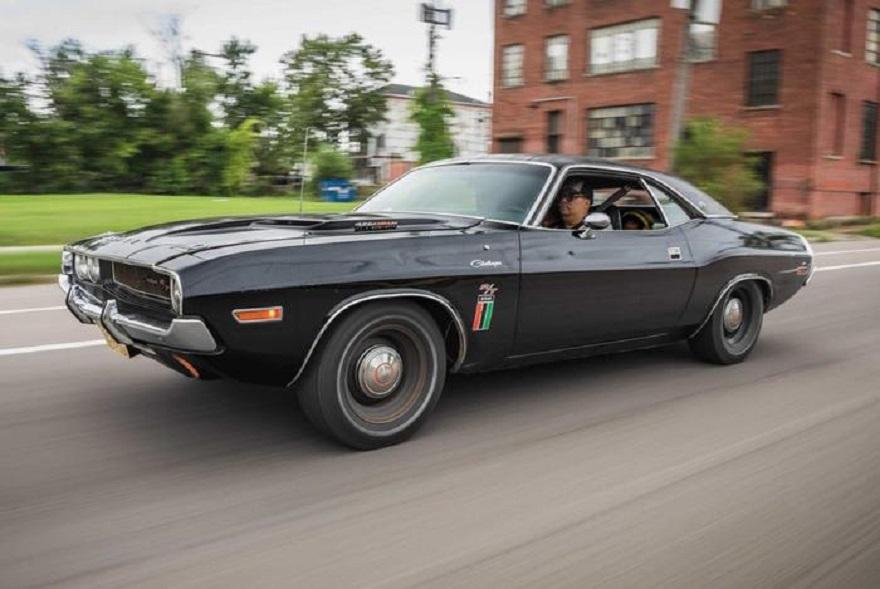 Black Ghost, la leggenda della Dodge 'fantasma'.