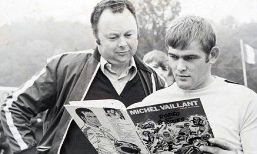 Scomparso Jean Graton, creatore del fumetto Michel Vaillant.